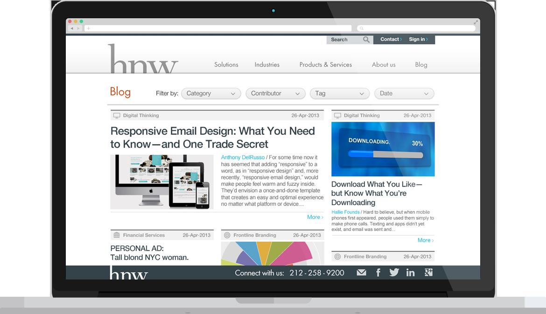 Agency Blog Responsive Design-0