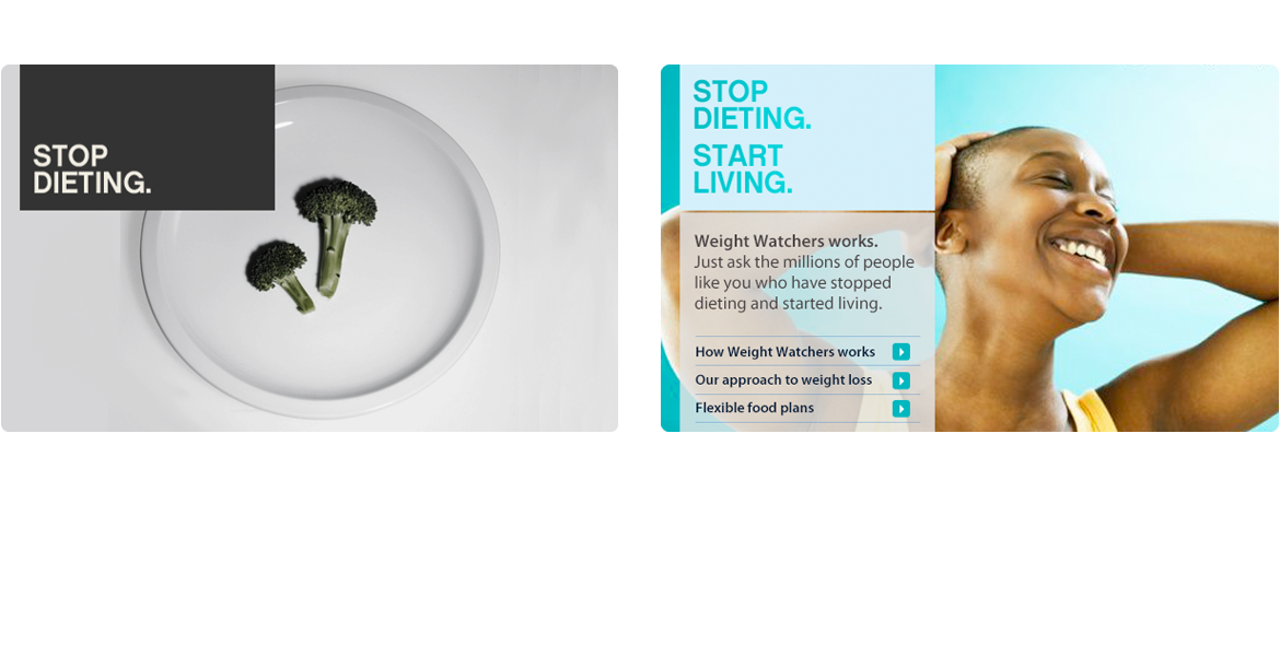 Weight Watchers Stop Dieting Campaign-0