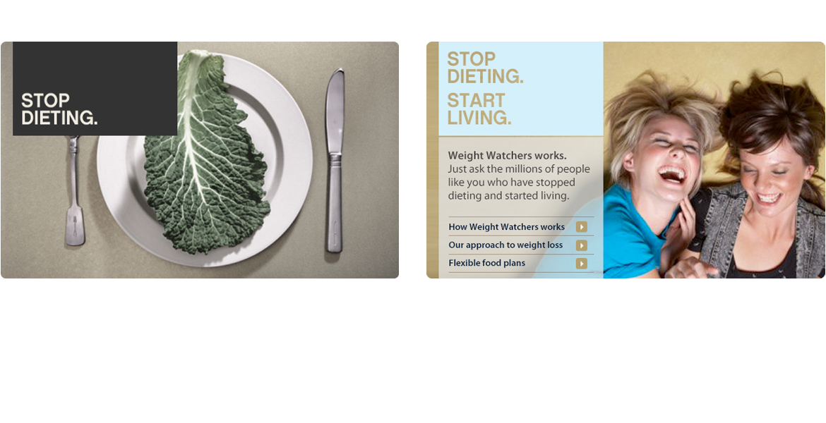 Weight Watchers Stop Dieting Campaign-2