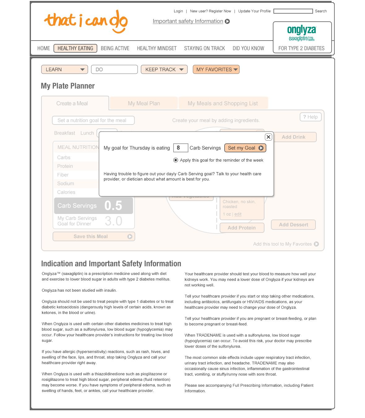 Plate Planner App User Testing Prototype-6