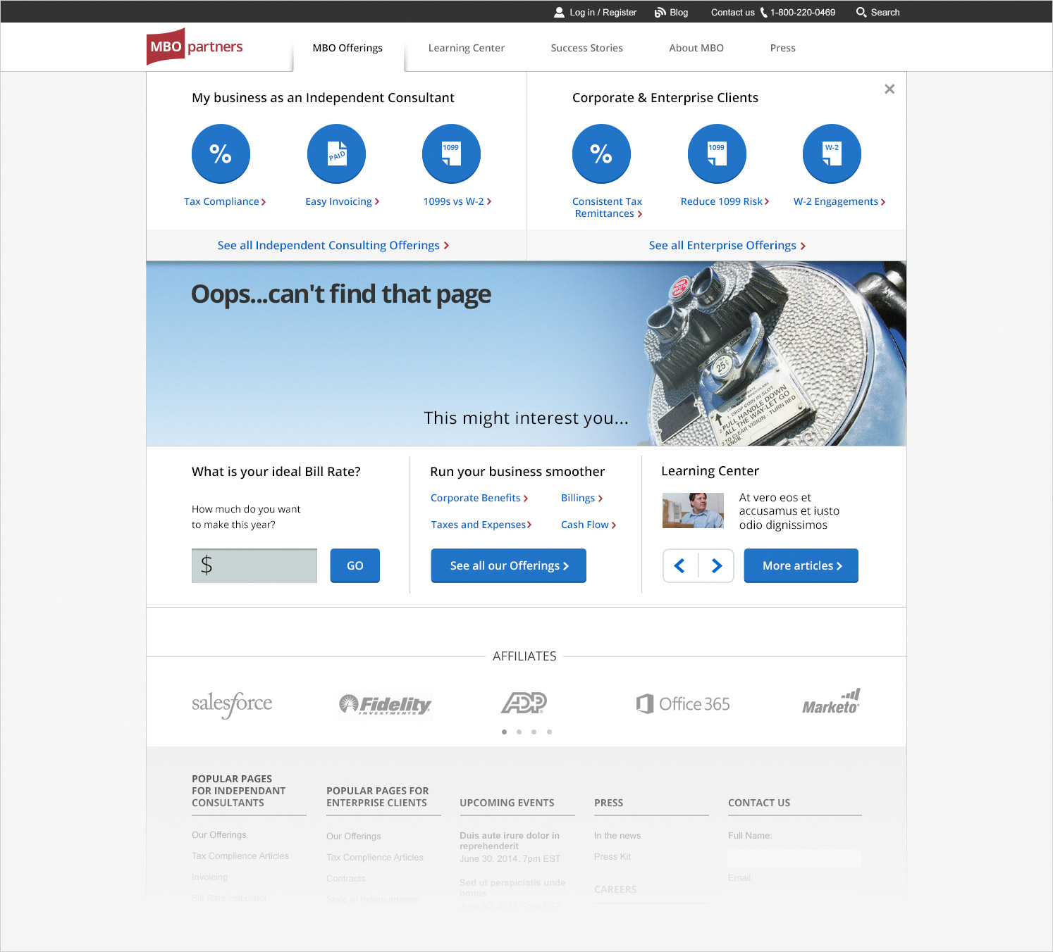 MBO Partners Web Site Redesign-2